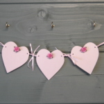 Shabby Chic Pink Rose