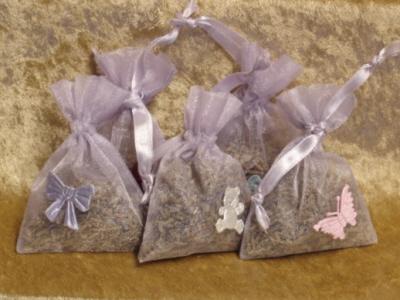 15 x Lavender Bags